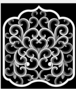 王宫椅背板