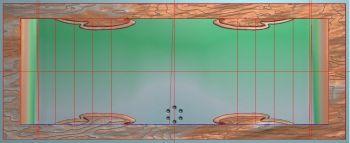 DoQ43木纹茶盘